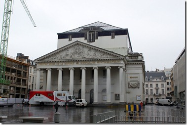 theatre royale de la monnaie  王立モネ劇場