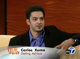 Dating Advice For Men Carlos, Carlos Xuma