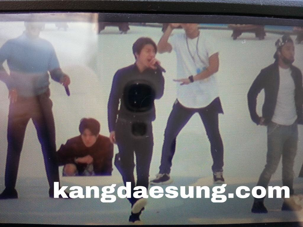 Dae Sung - Incheon Asian Games 2014 - 04oct2014 - Rehearsal - Fansite - kangdot0426 - 01.jpg