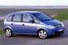 Opel Meriva 2002
