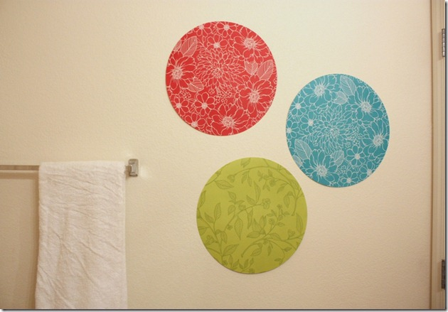 Bathroom Dots