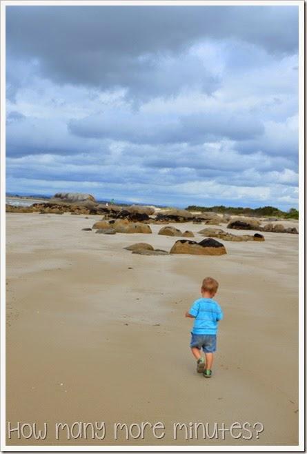 How Many More Minutes? ~ Bridport, Tasmania