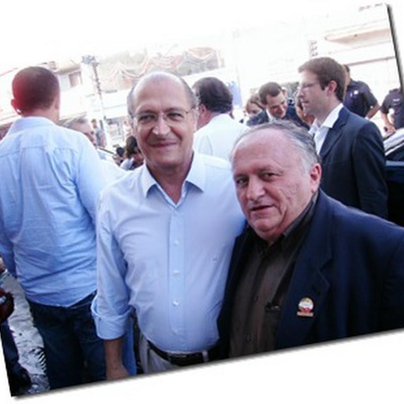 Governador Alckmin contribui para progresso de São Lourenço da Serra
