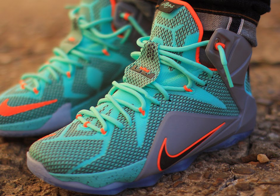 release reminder lebron 12 8220nike sport research lab8221