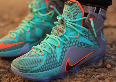 nike lebron 12 gr nike sport research lab nsrl 5 02 Release Reminder: LeBron 12 Nike Sport Research Lab