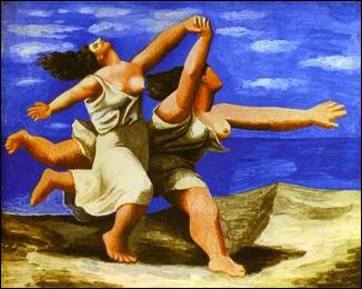 Mulheres Correndo Pablo Picasso