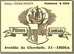 1943 Filmes Albuquerque
