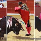 Le geste juste pour Sebastien Castella , Filiberto et  David de Miranda