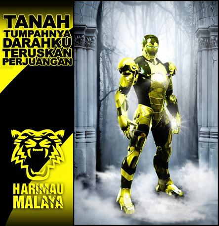 ironman harimau malaya2