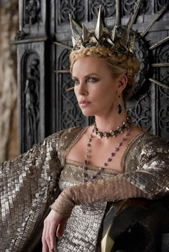 Charlize Theron Evil Queen Snow White