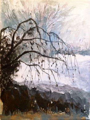 lettinggo acrylic canvas