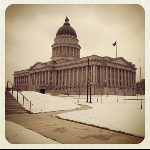 Utah State Capital