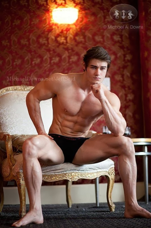 Jeff Seid by Michael A. Downs