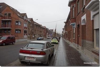 ECAUSSINNESの街並み