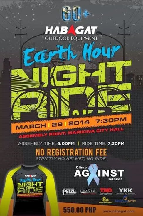 March 29 Night Ride