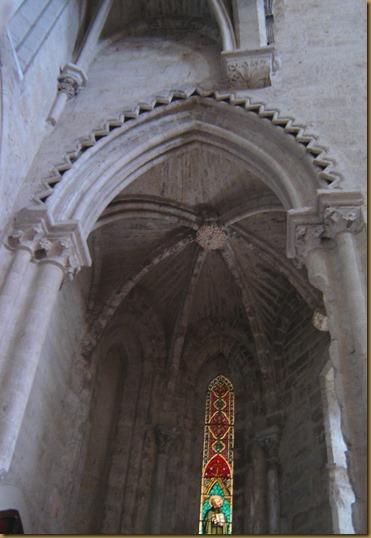 Palencia San Francisco colateral Evangelio