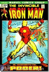 P00191 - El Invencible Iron Man #47