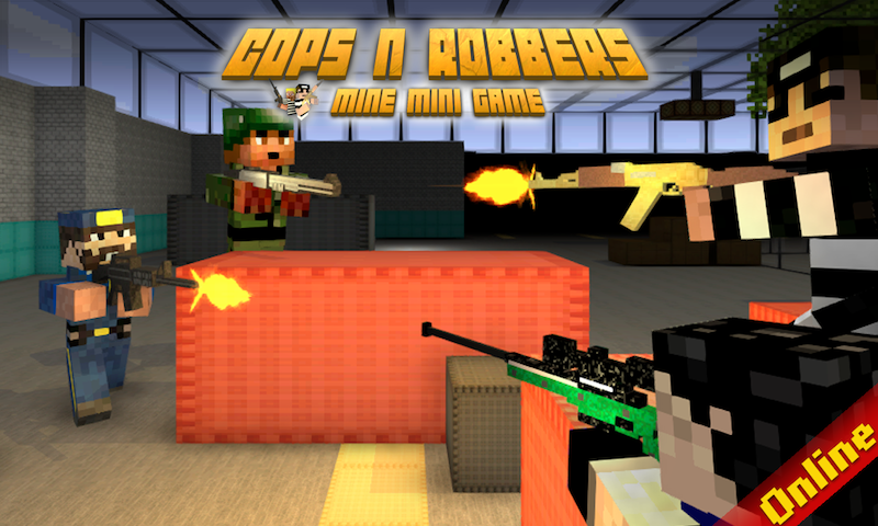 Cops N Robbers - FPS Screenshot