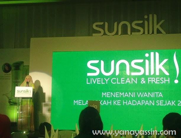 Sunsilk Lively Clean & Fresh untuk yang berhijab