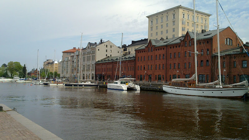 An Architectural Tour of  Helsinki