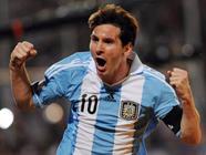 Foto Messi Argentina #3