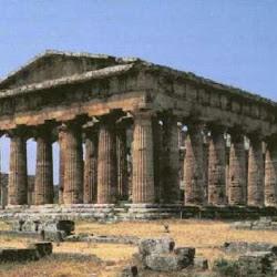 23 - Templo de Poseidon en Paestum (Sicilia)