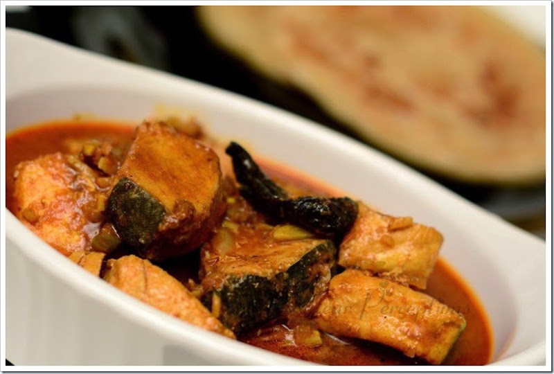 Varutharacha Fish curry 2