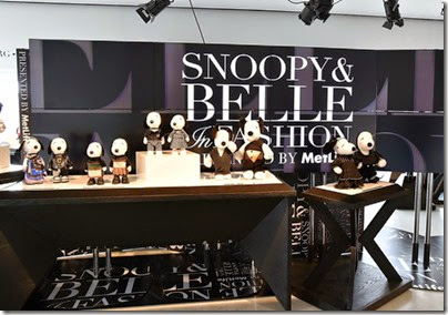 Peanuts X Metlife - Snoopy and Belle in Fashion Exhibition Presentation (Source - Slaven Vlasic - Getty Images North America) 12