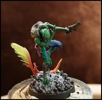 Infinity Shasvastii Seed Soldier
