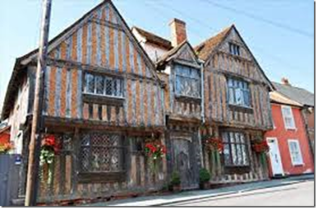 lavenham harry potter birthplace