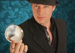Magician John B. Born cropped