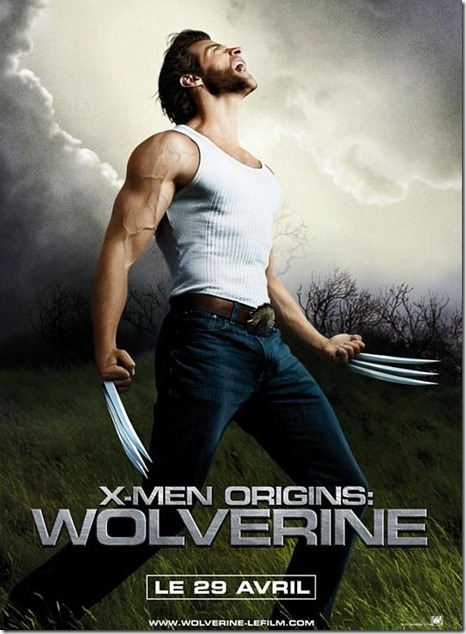 X-Men 4 Origins Wolverine กำเนิดวูลฟ์เวอรีน ภาค 4 [VCD Master]