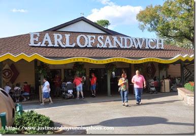 4 Earl of Sandwich