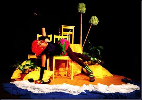 El Naufragio - Clownas, Cia (c)