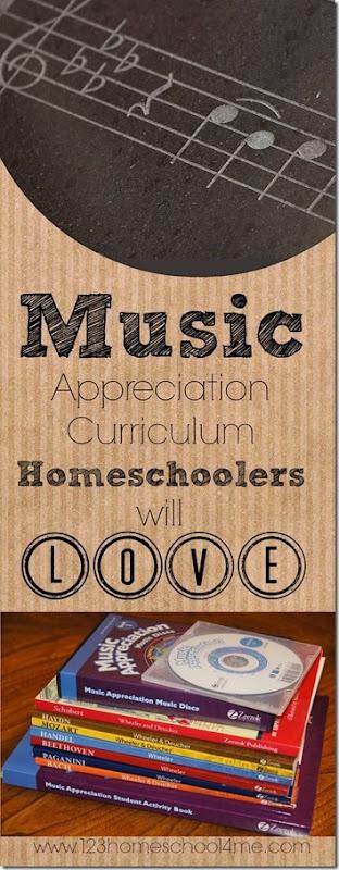 Music Appreciation Curriculum Homeschooelrs will LOVE!