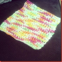 finshed crochet