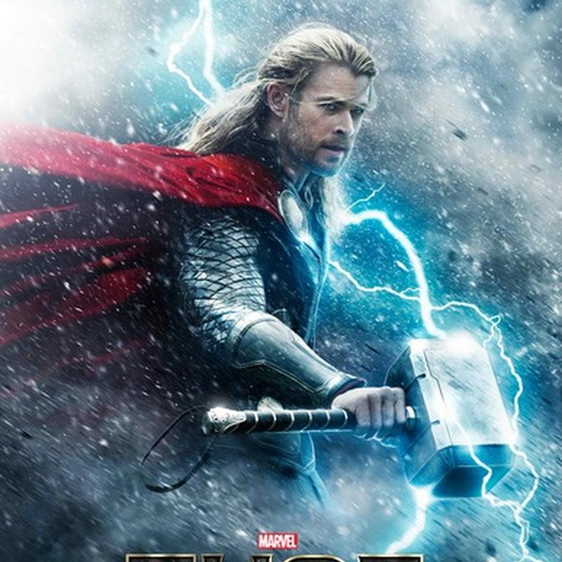"Marvel Launches ""Thor: The Dark World"" Trailer"
