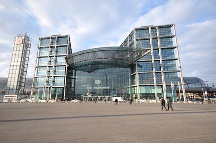 Berlin HauptbahnhofA