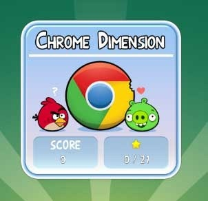 unlock chrome dimensions