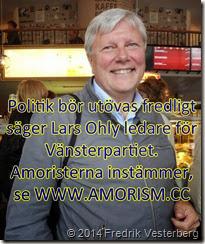 DSC02117.JPG Lars Ohly partiledare Vänsterpartiet med amorism