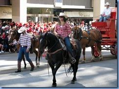 9252 Alberta Calgary Stampede Parade 100th Anniversary