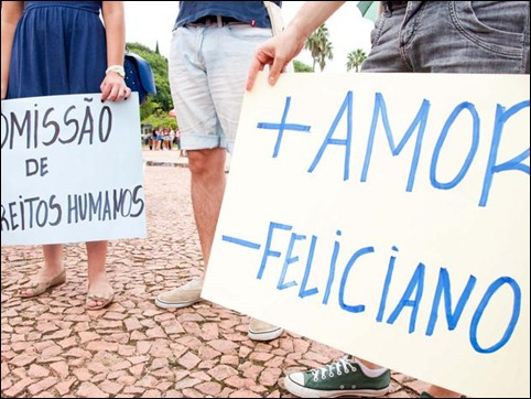 manifestação contra Marco feliciano 03