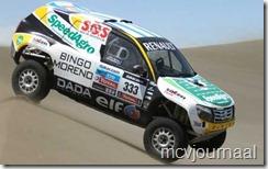 Dakar Rally Renault Duster 07