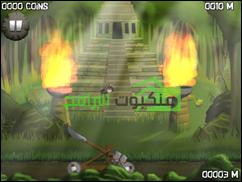 لعبة Rope Escape الهروب من الغابة المخيفة بالحبل المطاطى 1