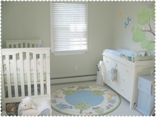 Mattie's 1st Nursery