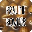 pralinepowder