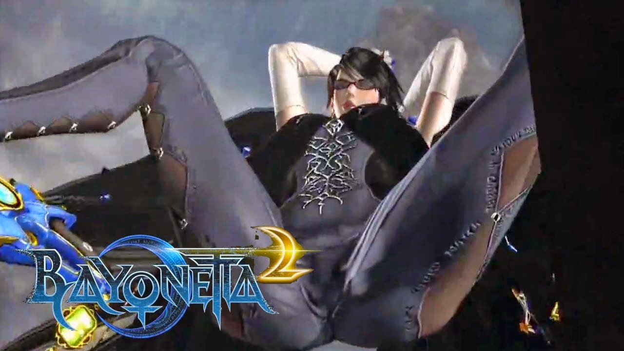 Bayonetta nackt erotica movie