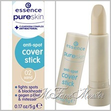anti-spot coverstick - 02 sand fertig