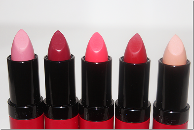 RIMMEL LONDON KATE MOSS MATTE LIPSTICK