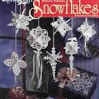 Снежинки на пластиковой канве.  Мои альбомы.  Слайд-шоуПолучить.